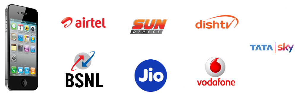 Vasantham Recharge - Online Multi Recharge, All in one